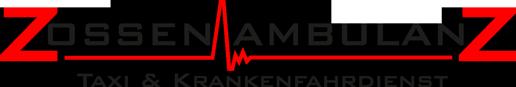 Zossen Ambulanz Logo